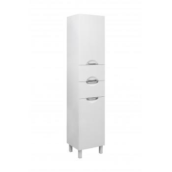Storage Cabinet LAURA K (40 cm.) - white