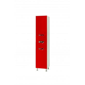 Storage Cabinet LAURA K (40 cm.) - red