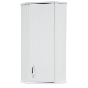 "Corner Wall-Mounted Vanity Unit ""KN-4"", white"