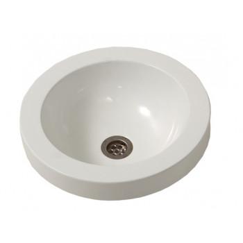 """Умивальник """"Коло"""", білий для ванної кімнати"""