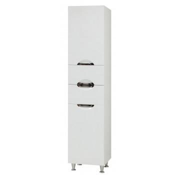 Storage Cabinet LAURA (40 cm.) - white