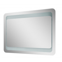 LED Mirror in aluminium frame 700*1000 (with sensor switch)