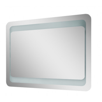 LED Mirror in aluminium frame 600*800