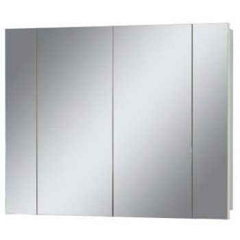 "Mirror Cabinet ""Z-100"" panoramic, white"