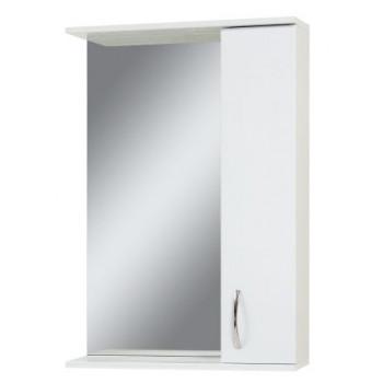 """Дзеркало """"ZL-55"""", біле  для ванної кімнати"""